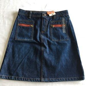 Old Navy, Girls Denim Skirt with pockets Size 12